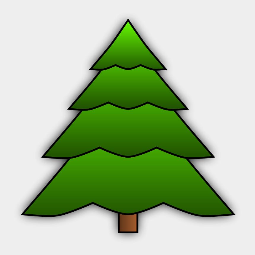 christmas tree cartoon clip art, Cartoons - Tree Clip Art