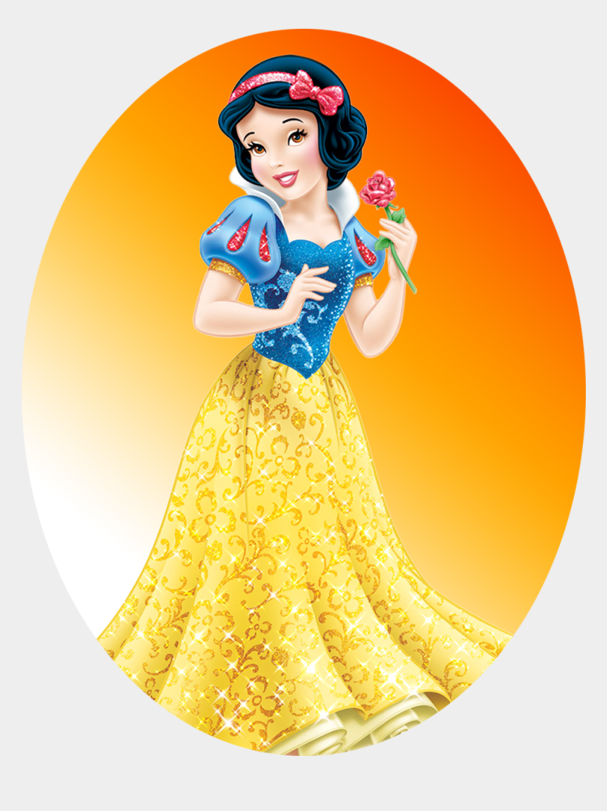 disney princess dress clipart, Cartoons - Princesas Disney Blanca Nieves Png