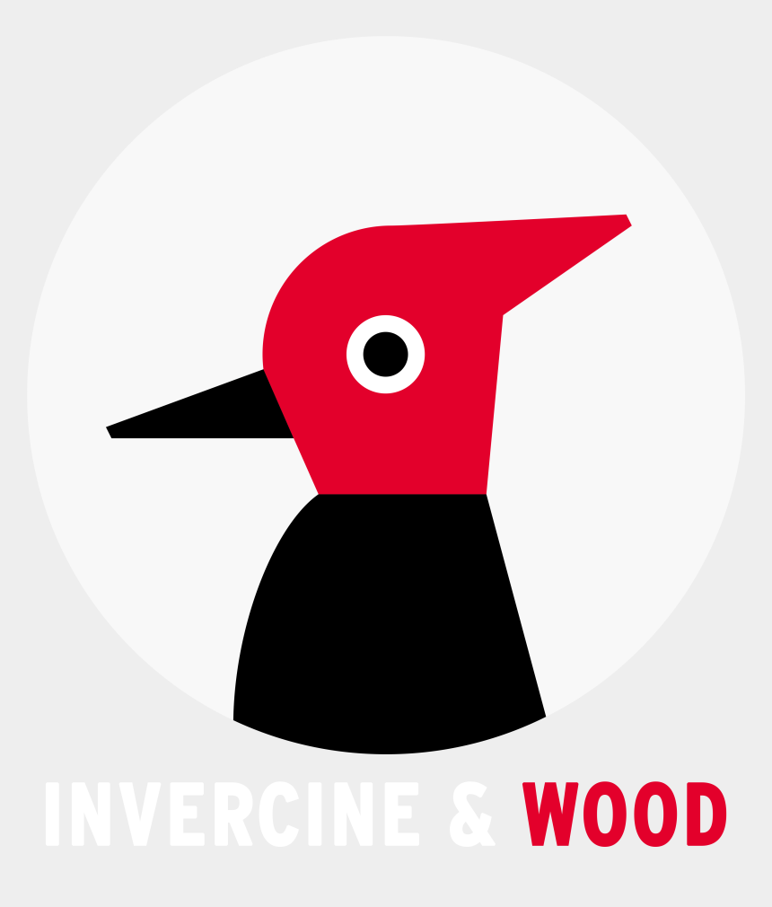 wood arrow clipart, Cartoons - Red Headed Woodpecker