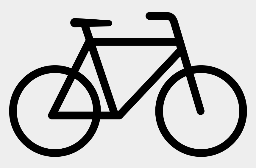 child riding a bike clipart, Cartoons - Courier Bicycle Delivery Logo