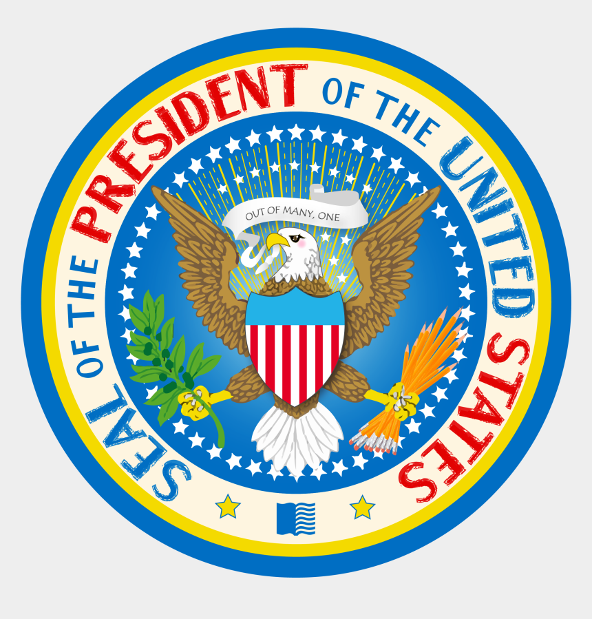 fbi badge clipart, Cartoons - President Of The United States