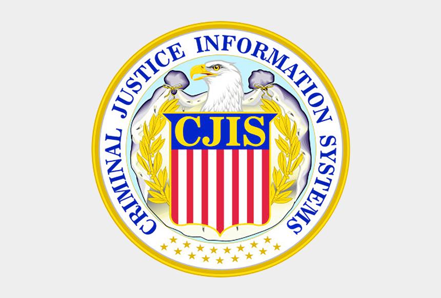 fbi badge clipart, Cartoons - Cjis Logo Transparent