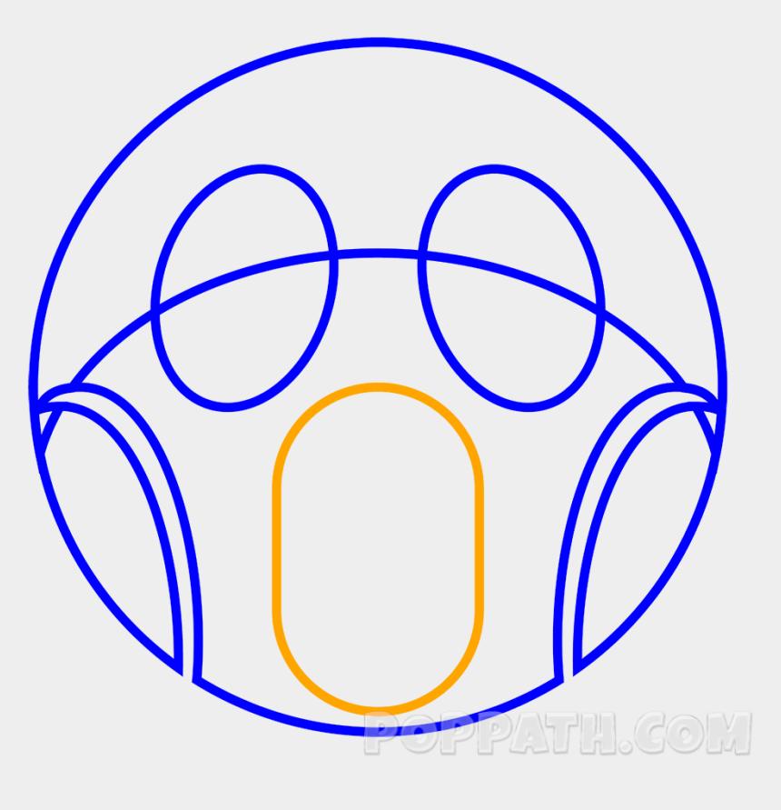scared emoji clipart, Cartoons - Horizon Observatory
