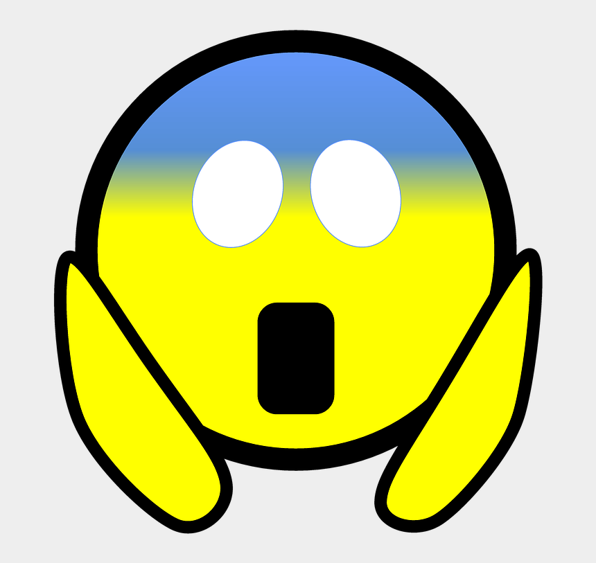 scared emoji clipart, Cartoons - Aktivitetsbalans