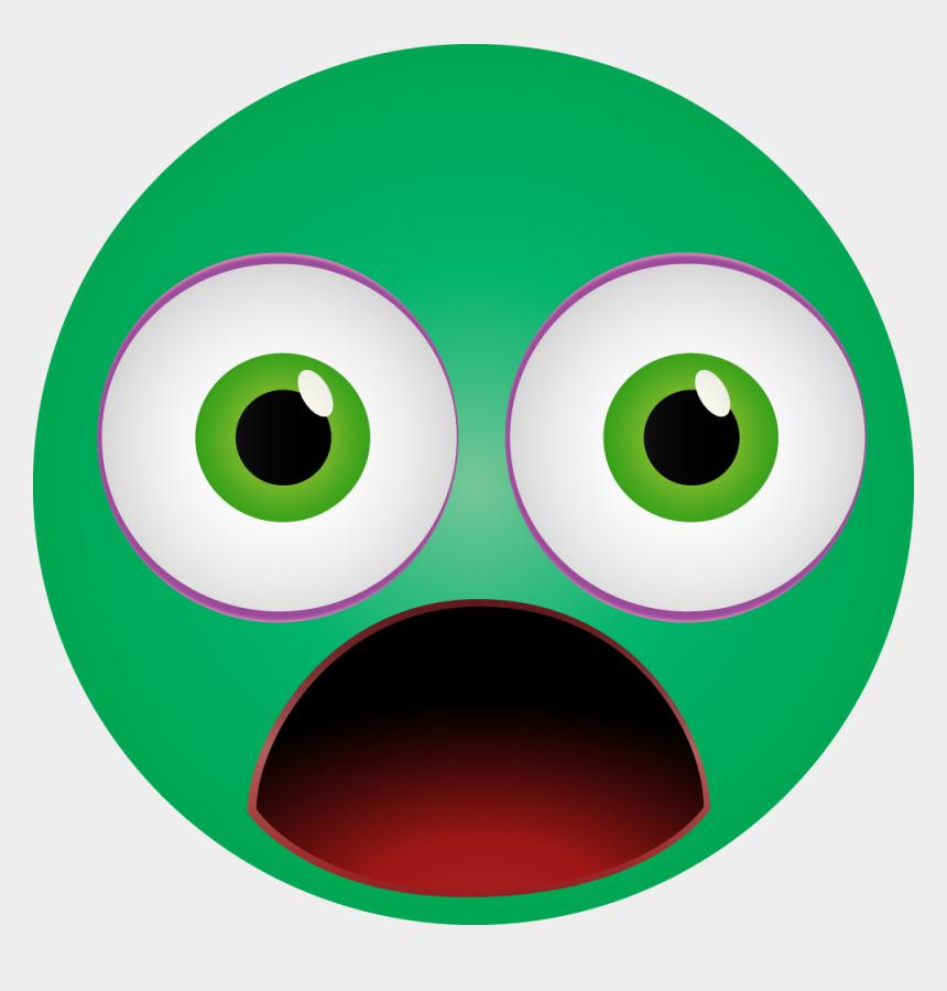 scared emoji clipart, Cartoons - Circle
