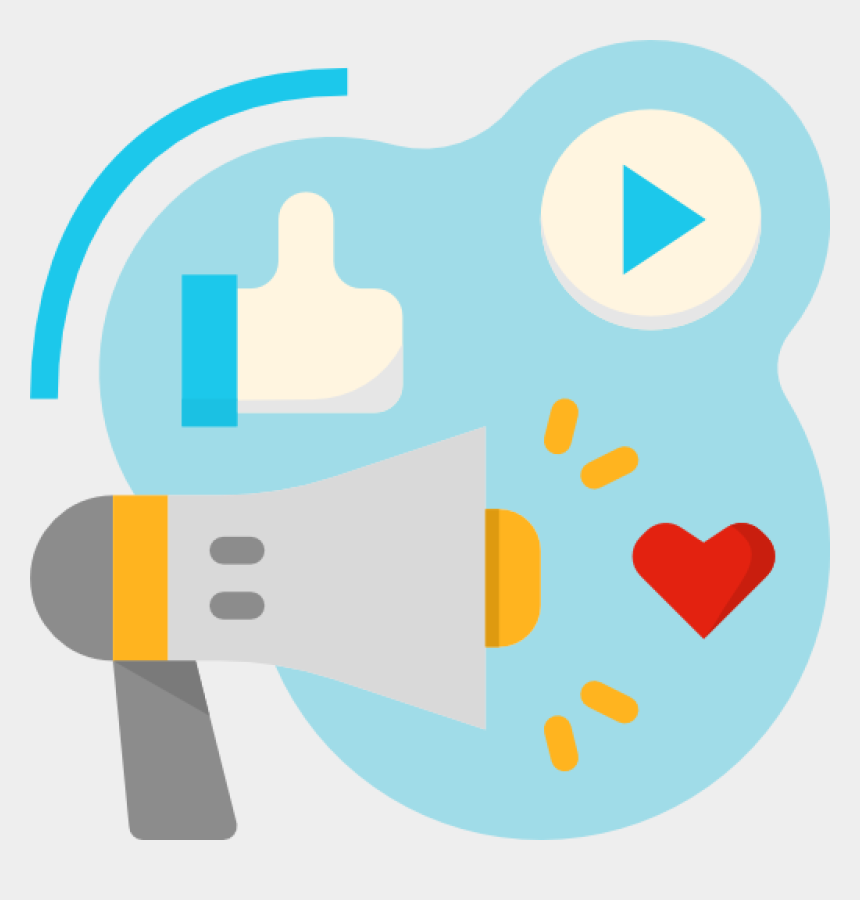 social media clipart png, Cartoons - Icono De Community Manager