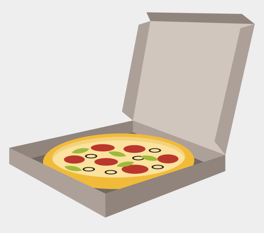 public domain clipart for commercial use, Cartoons - Pizza Box Clipart Png