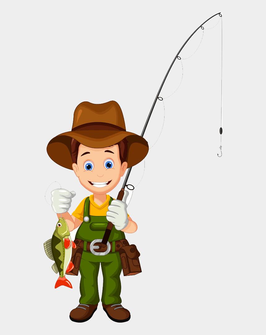 catch fish clipart, Cartoons - Fishman Clipart