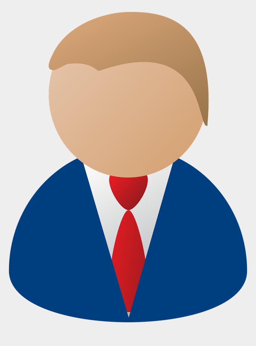 businessman clipart, Cartoons - Business Person Blue Businessman Png Image - Person Clip Art