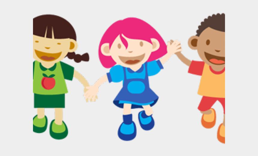 holding hands clipart, Cartoons - Children Holding Hands - Cartoon Children Holding Hands Png