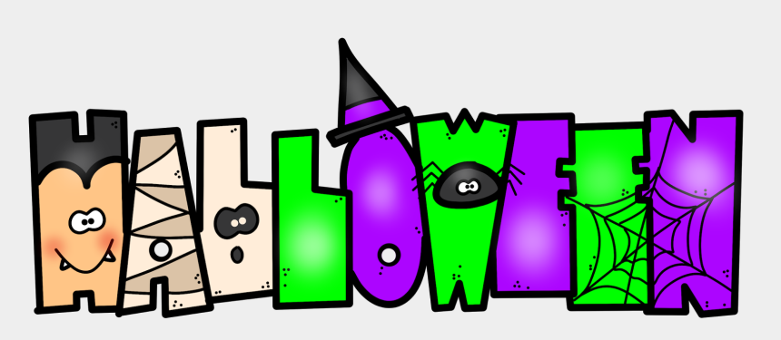 happy halloween clipart, Cartoons - So Here Is One For You To Grab For Your Last Minute - Halloween Sign Clip Art
