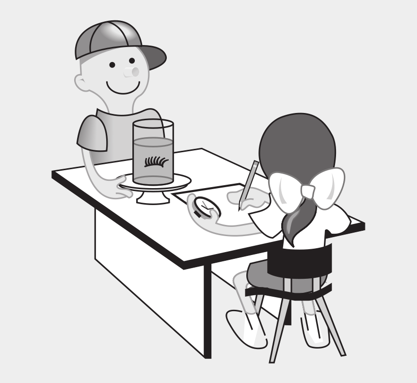 kids playing clipart, Cartoons - School Classroom Clipart Black And White