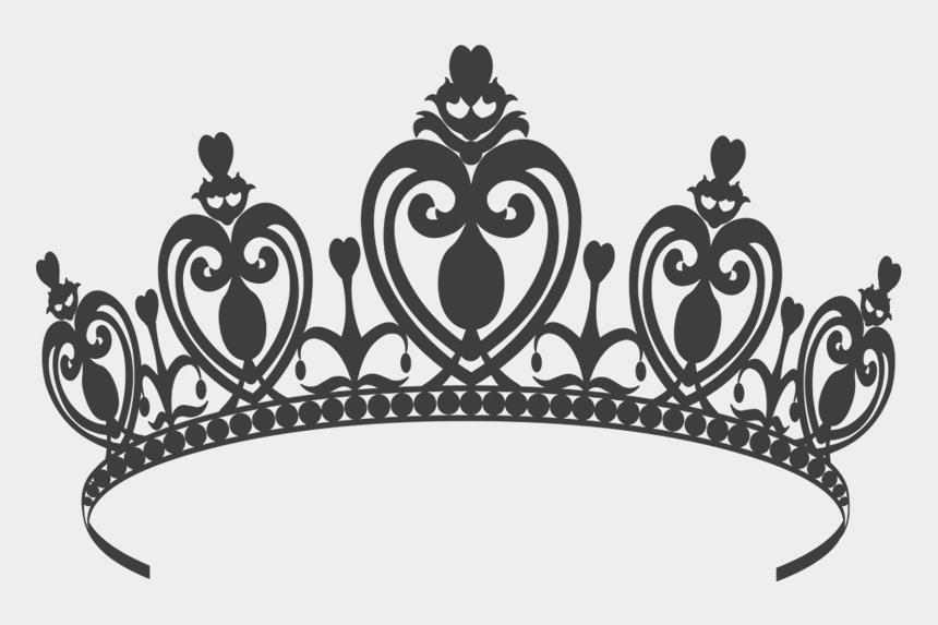 princess crown clipart, Cartoons - Princess Crown Black And White Png 5 » Png Image - Princess Tiara Clip Art