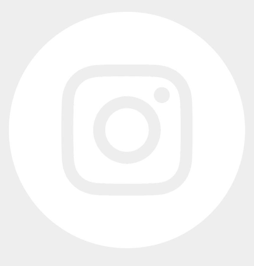 instagram clipart, Cartoons - Logo Instagram White Png
