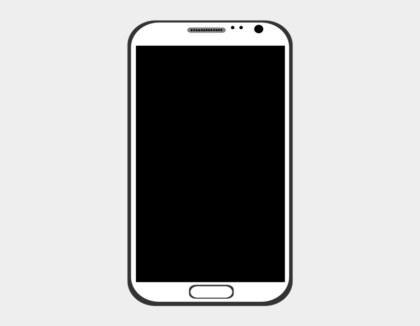 smartphone clipart, Cartoons - Cell Phone Clipart