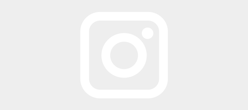 instagram clipart, Cartoons - Black And White Instagram Logo Png - Logo Instagram Background Hitam
