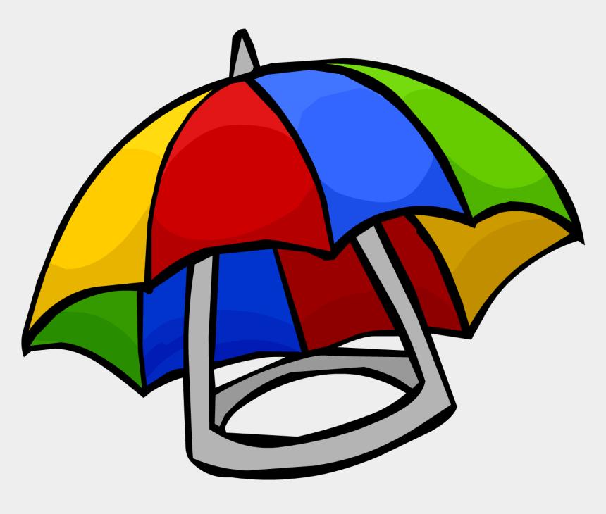 party hat clipart, Cartoons - Umbrella Hat - Umbrella Hat Clip Art