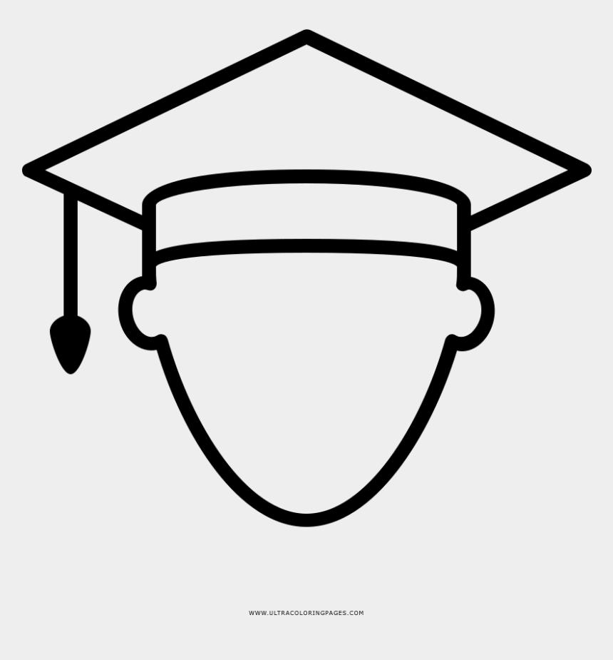 auge clipart, Cartoons - Estudiante Página Para Colorear - Student