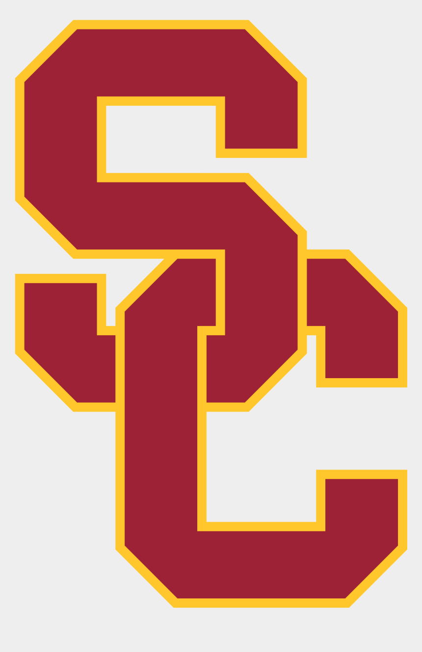 auge clipart, Cartoons - Competition Clipart Rivalry - Usc Trojans Football Logo Png