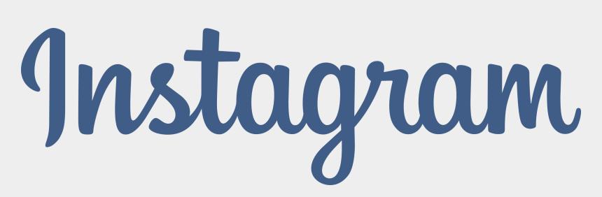 instagram clipart, Cartoons - Instagram Logo Type Png