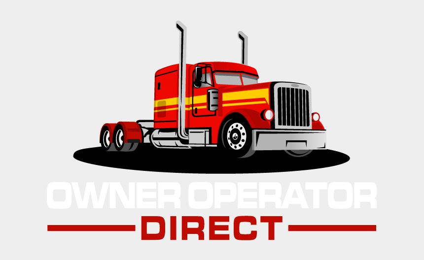 dump truck clipart, Cartoons - Clipart Woman Truck Driver - Owner Operator Direct
