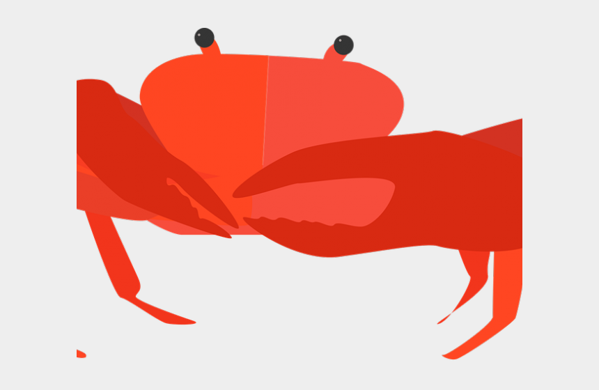walk clipart, Cartoons - Crustacean Clipart Crab Walk - Cancer Animal Png