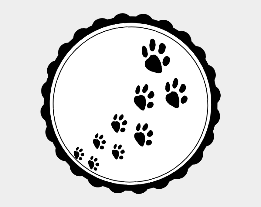 dog paw clipart, Cartoons - Pet Paws Icon Clip Art - Hotel Check In Icon