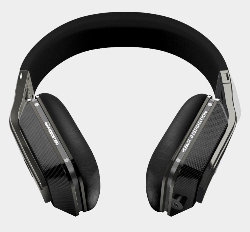 headphones clipart, Cartoons - Headphone Transparent Headset - Headphones