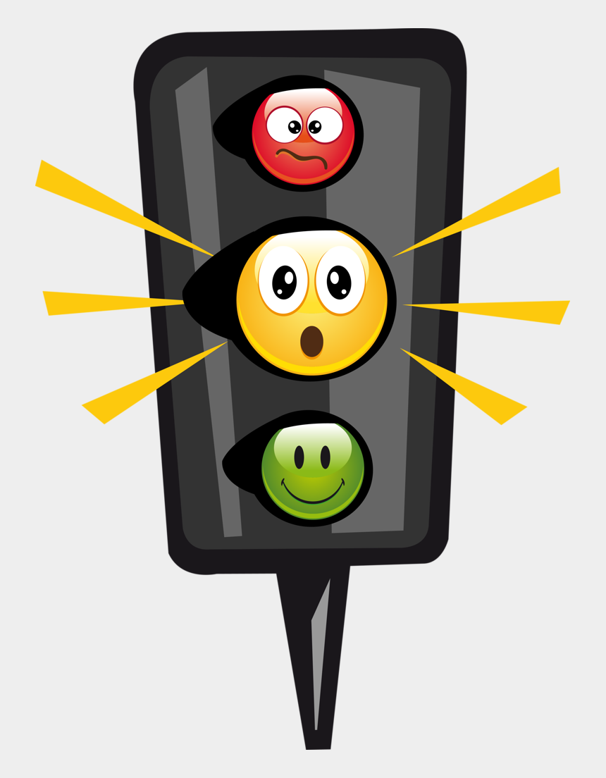 kindergarten clipart, Cartoons - Traffic Light Clipart Kindergarten - Cartoon Traffic Lights