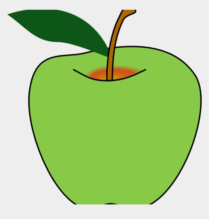 clipart weihnachten kostenlos, Cartoons - Clipart Weihnachten Kostenlos - Transparent Background Green Apple Clipart