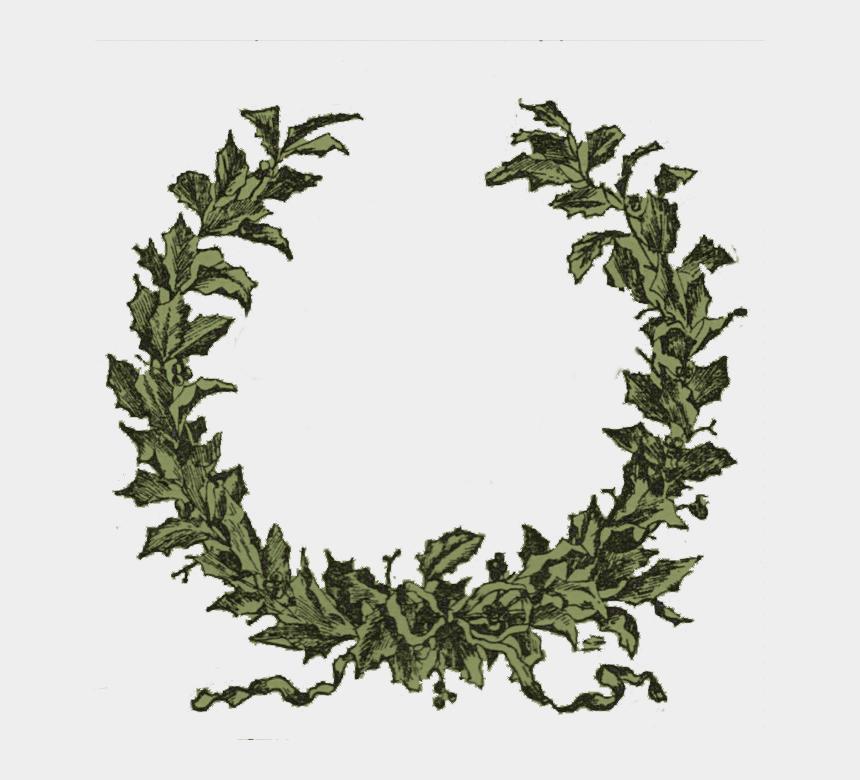 clipart weihnachten kostenlos, Cartoons - Wreath Border Clipart Free Amp Wreath Border Clip Art - Vintage Christmas Wreath