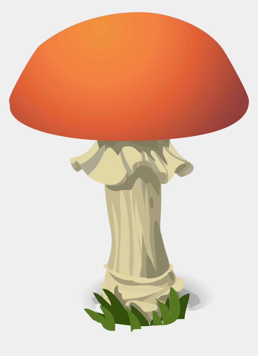 mushroom clipart, Cartoons - File Svg Wikimedia Commons Open Ⓒ - Amanita Muscaria Png