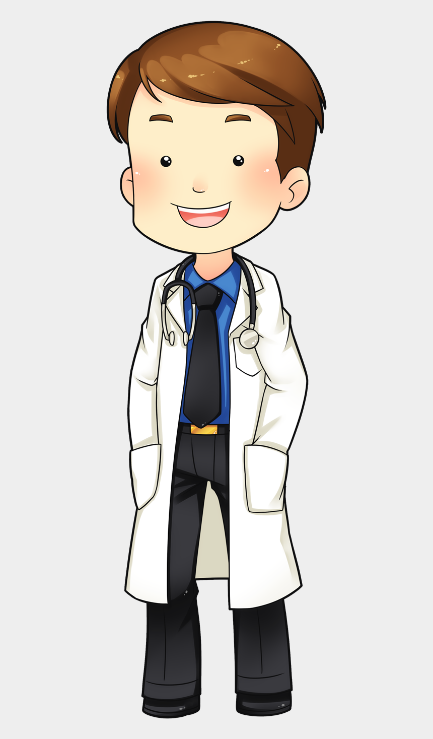 2017 clipart, Cartoons - Doctor Clipart - Cute Doctor Clipart