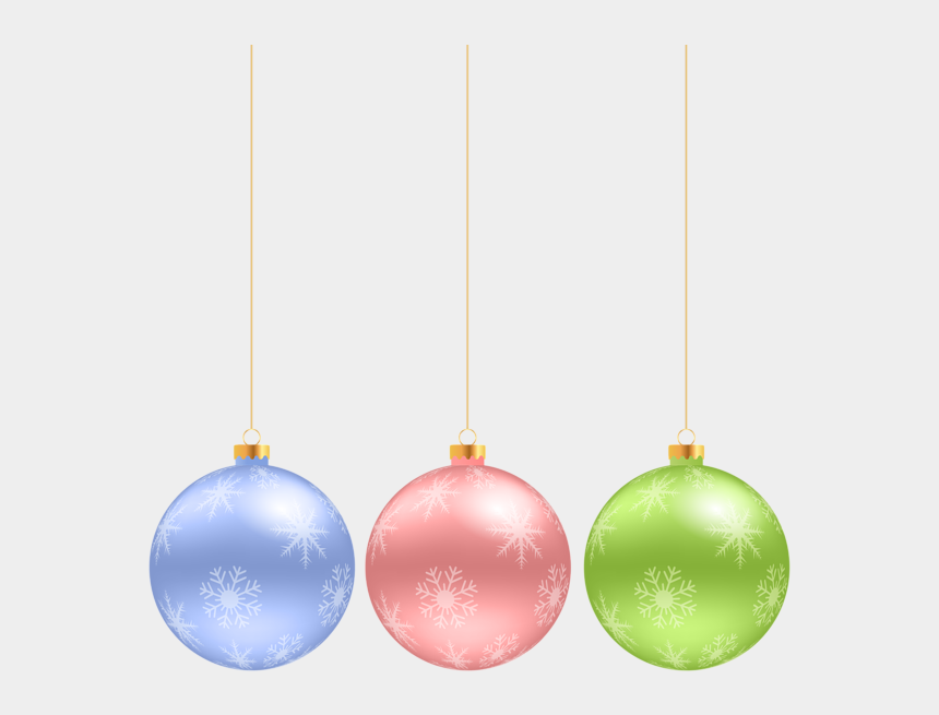 christmas ornaments clip art free images, Cartoons - Hanging Christmas Ornaments Clip Art Free
