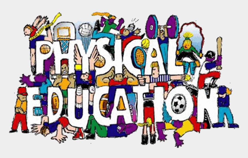 patient education clip art, Cartoons - Physical Education Front Page
