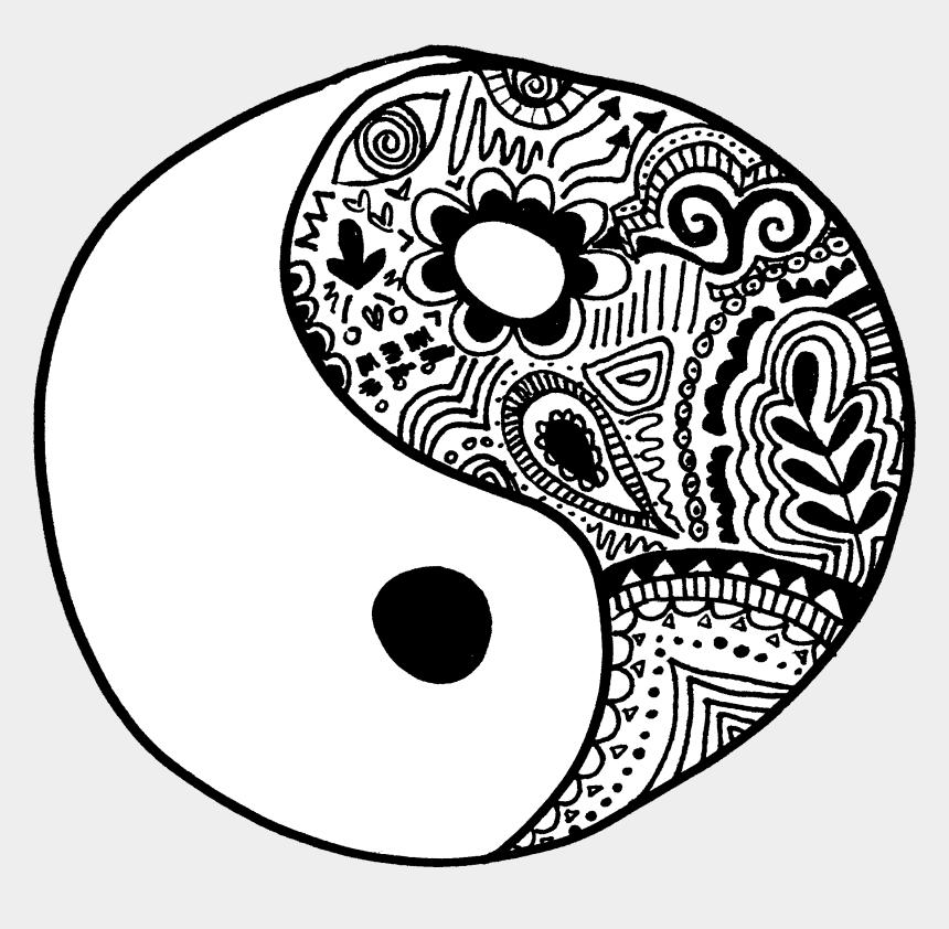 ying and yang clip art, Cartoons - Horizon Observatory