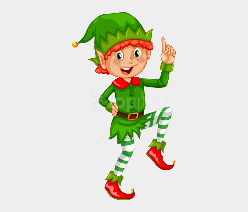 free clipart christmas elf, Cartoons - Christmas Elf Clip Art