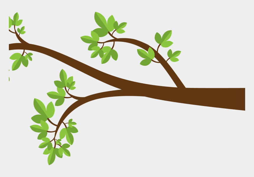 new year s resolution clipart, Cartoons - Tree Branch Clipart Png