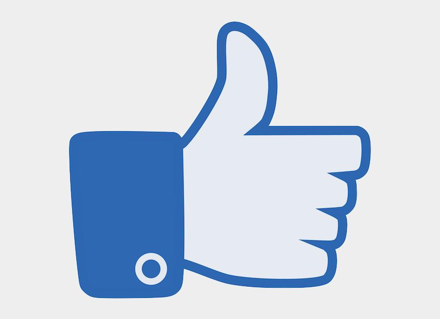 facebook thumbs up clipart, Cartoons - Facebook Like Logo High Resolution