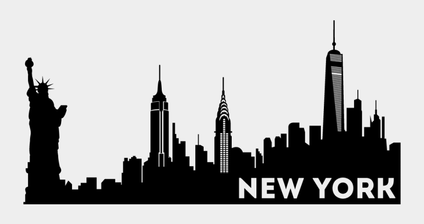new york clipart black and white, Cartoons - Statue Of Liberty