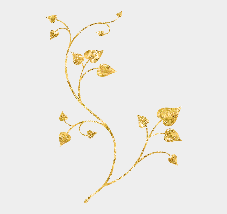 Transparent Golden Leaves Png Cliparts Cartoons Jing Fm
