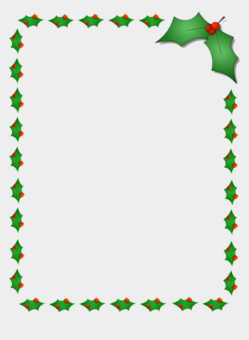 christmas border clipart png, Cartoons - Christmas Clip Art Borders