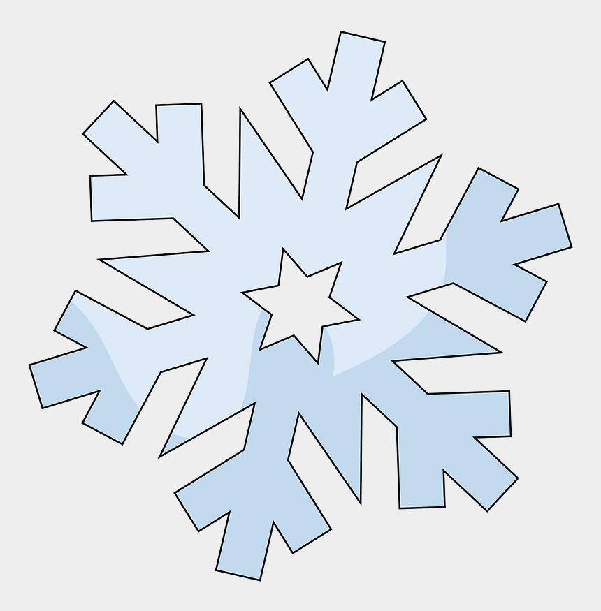 snowflake garland clipart, Cartoons - Illustration