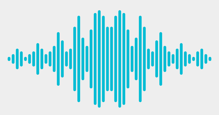 wave clipart no background, Cartoons - Transparent Sound Waves Png