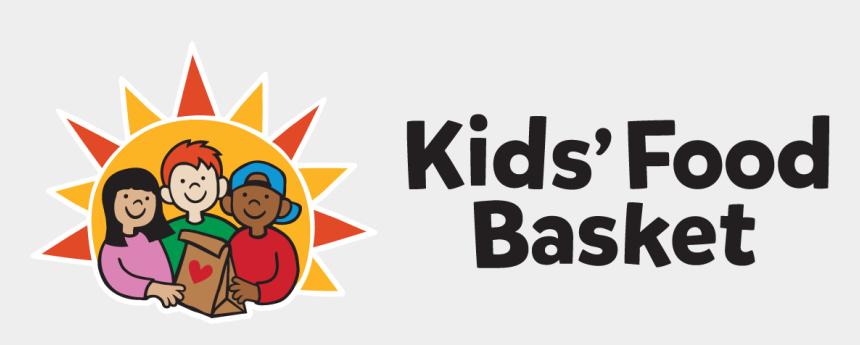 hungry kid clipart, Cartoons - Kids Food Basket