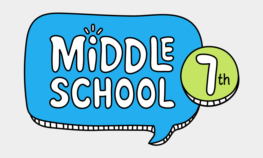 middle school student clipart, Cartoons - Grade 7 Middle School