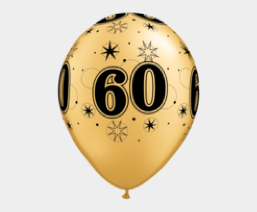 happy 70th birthday clipart, Cartoons - Gold 18 Balloon Png