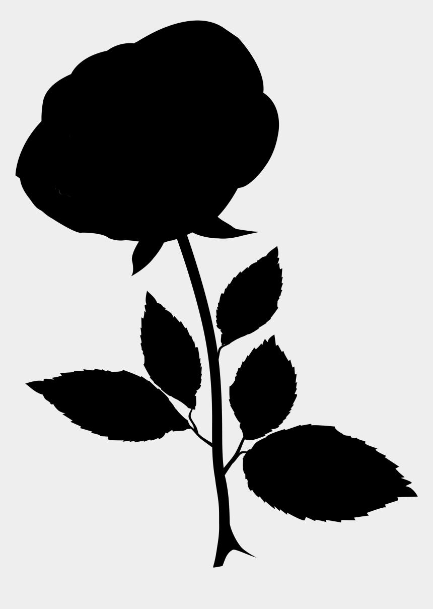 leaf stem clipart, Cartoons - Fondo Rosa Con Una Rosa