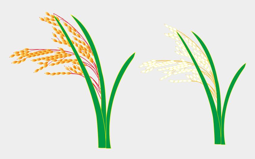 leaf stem clipart, Cartoons - Grass