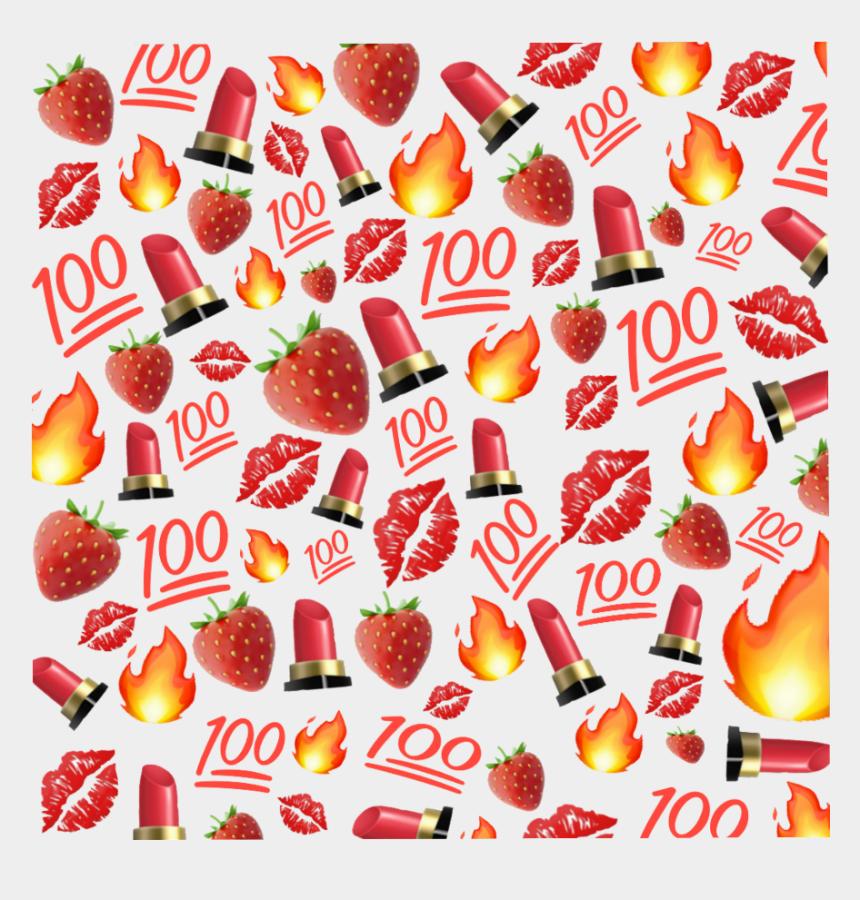 100 emoji clipart, Cartoons - Iphone Sticker Emoji Background